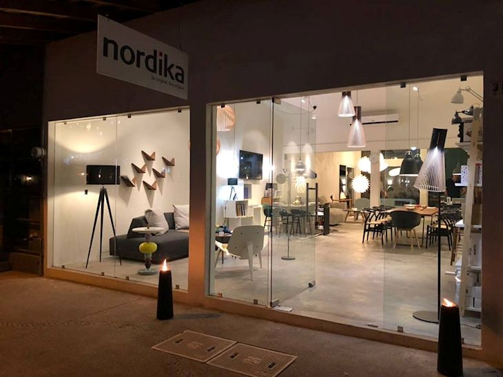 Nordika: tienda especializada en muebles, iluminación y objetos de diseño escandinavos/nórdicos 1