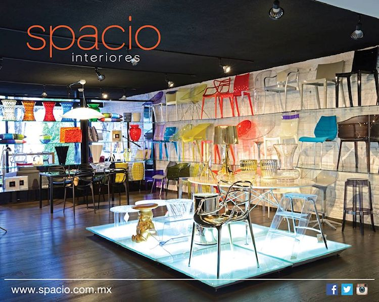 Spacio Interiores - Kartell Guadalajara 1