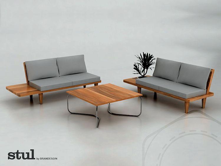 Muebles para hoteles y restaurantes de diseño contemporáneo 1