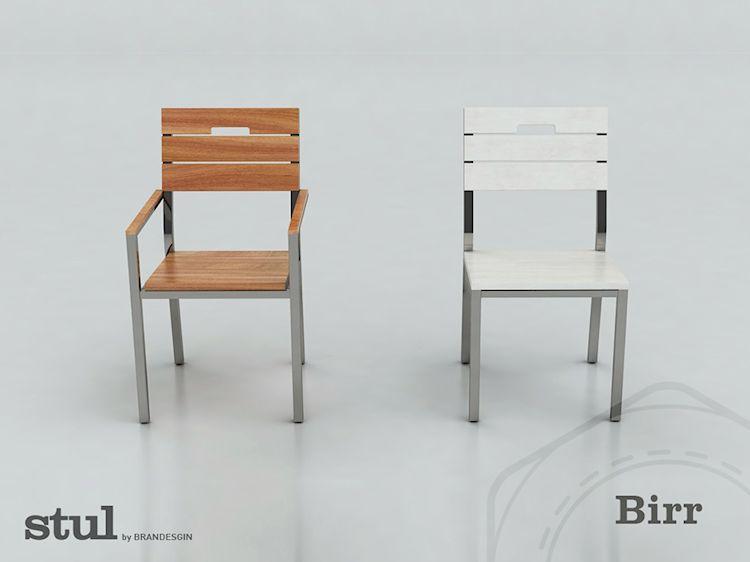 Muebles para hoteles y restaurantes de diseño contemporáneo 10
