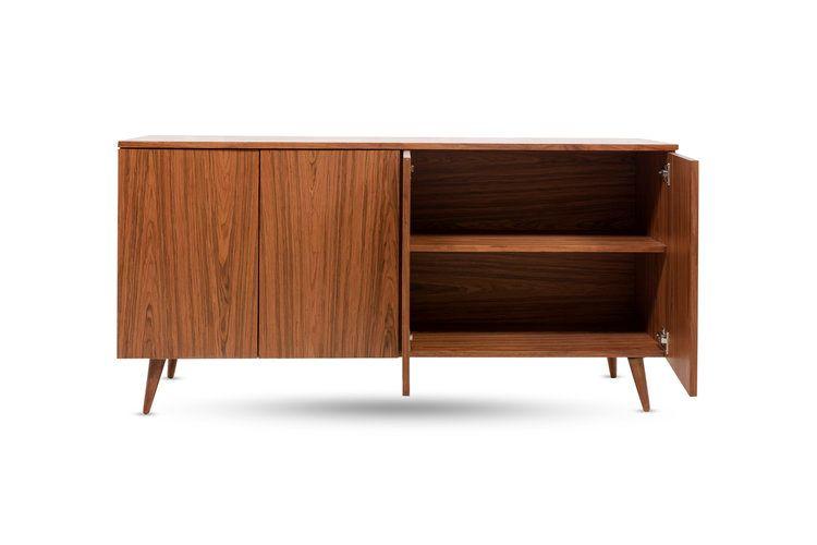 Credenzas Modernas De Madera : Tallero.mx muebles modernos y contemporáneos depto9
