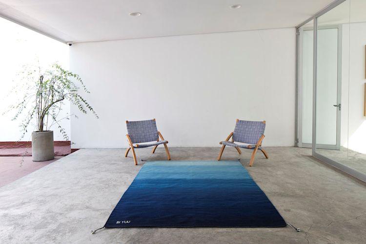 Bi Yuu - Tapetes artesanales y sustentables 1