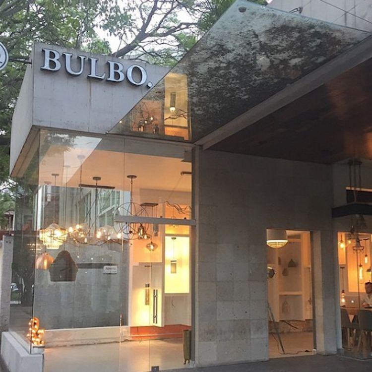 Bulbo en Col. Polanco, Ciudad de México