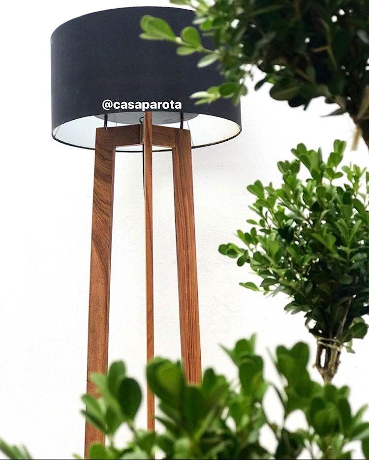 Casa Parota: muebles en madera de parota 11