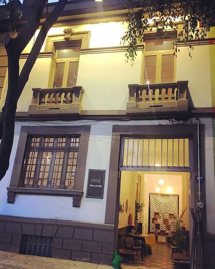 Casa Ribba: tienda de muebles en la Roma Norte, CDMX 1