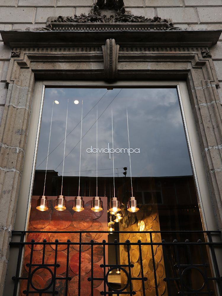 Studio David Pompa - Tienda de iluminación en la Roma Norte, Ciudad de México 1