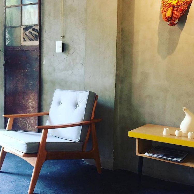En obra - Muebles vintage, mid-century y modernos en la Roma Norte CDMX 1