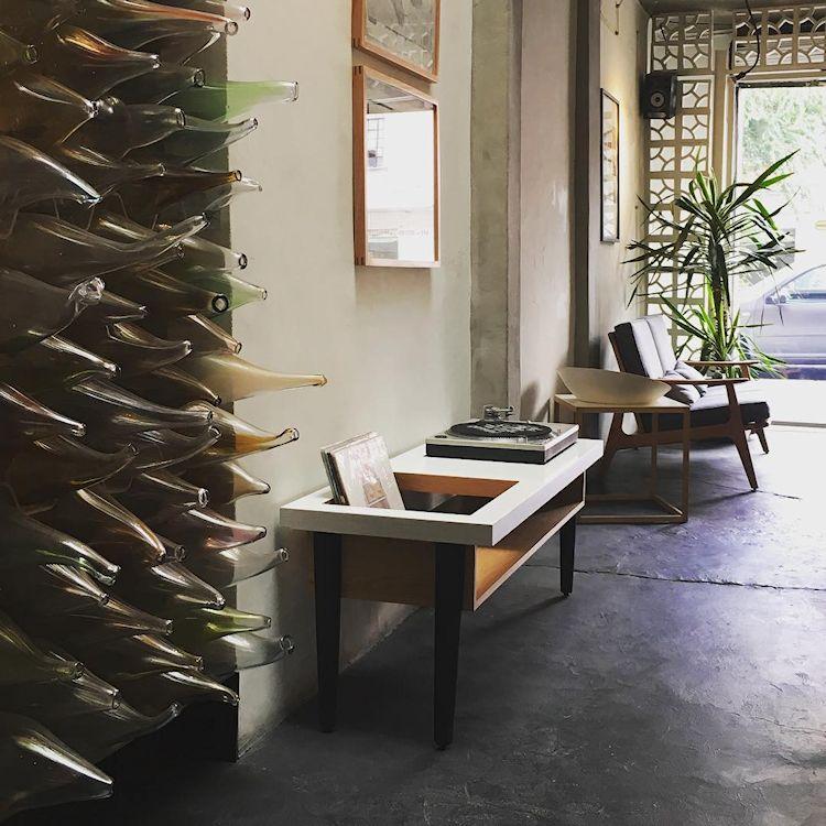 En obra - Muebles vintage, mid-century y modernos en la Roma Norte CDMX 2