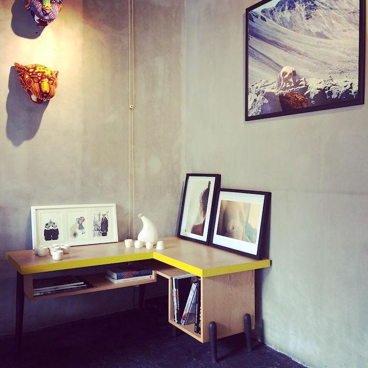 En obra - Muebles vintage, mid-century y modernos en la Roma Norte CDMX 7