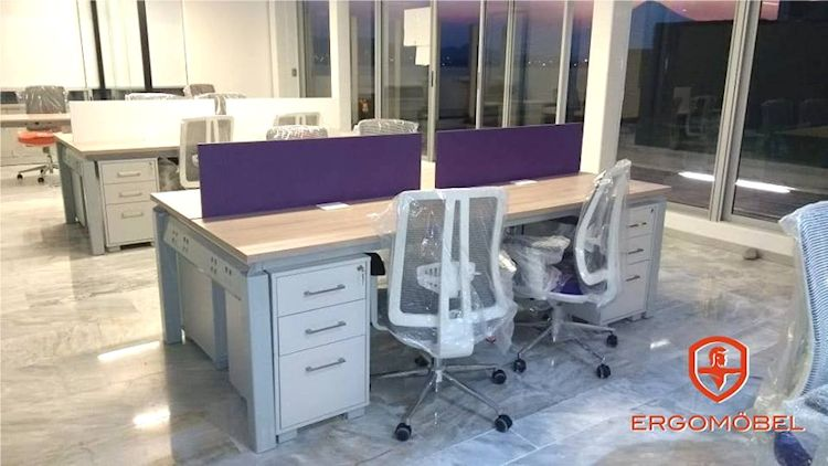 Ergomöbel - Muebles de oficina 5
