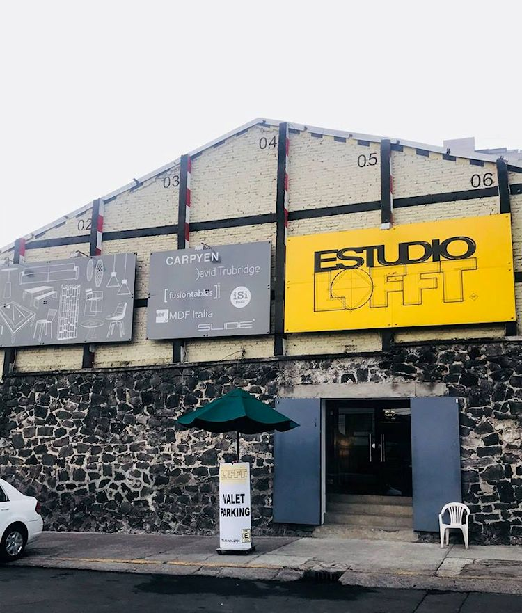 Estudio Lofft en Tizapán San Ángel, Ciudad de México 1
