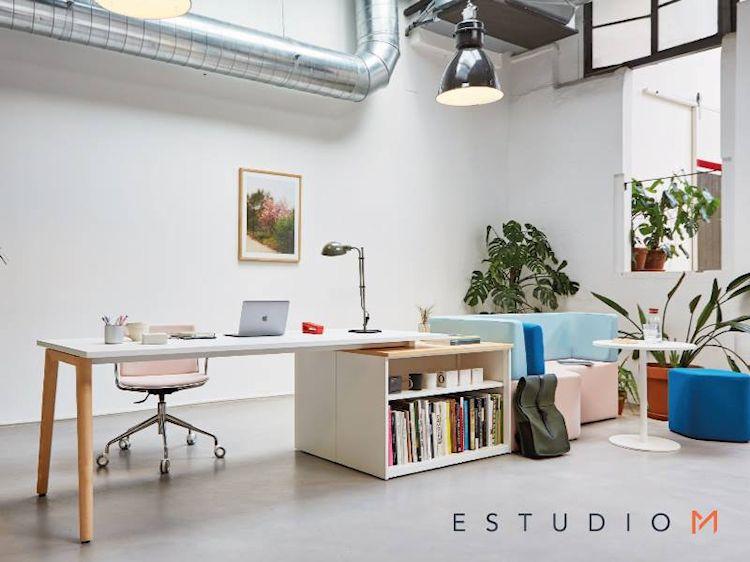 EstudioM - Muebles de diseño para oficinas y espacios de trabajo 1