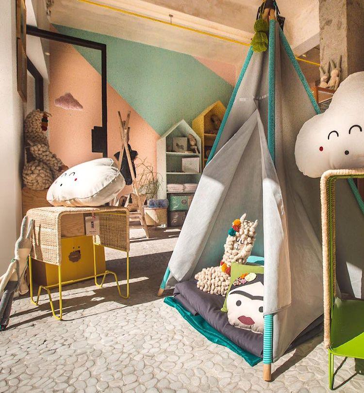 Laguito DF: decoración y muebles infantiles en Polanco 3