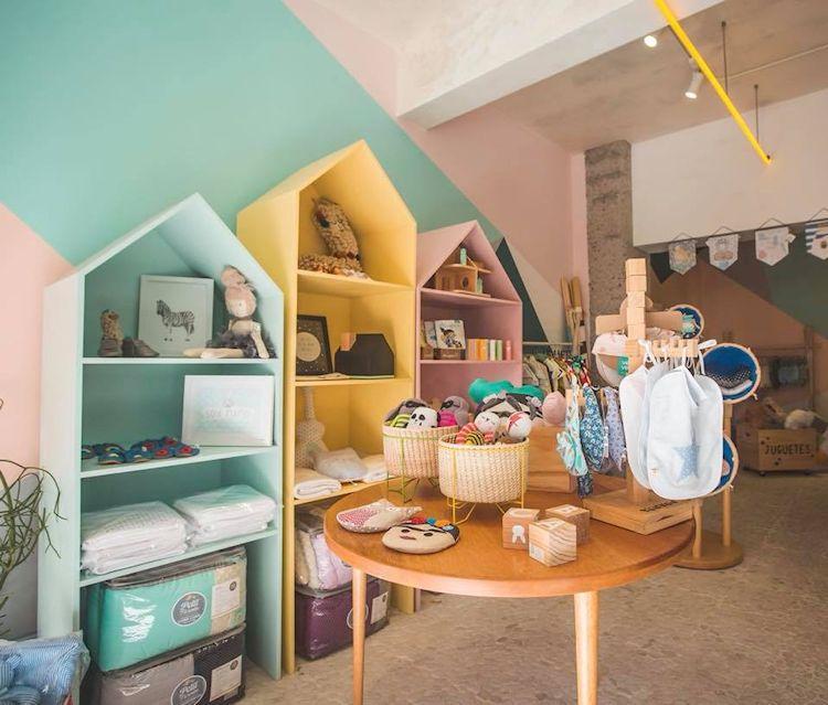 Laguito DF: decoración y muebles infantiles en Polanco 4