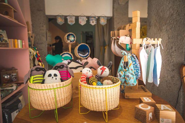 Laguito DF: decoración y muebles infantiles en Polanco 6