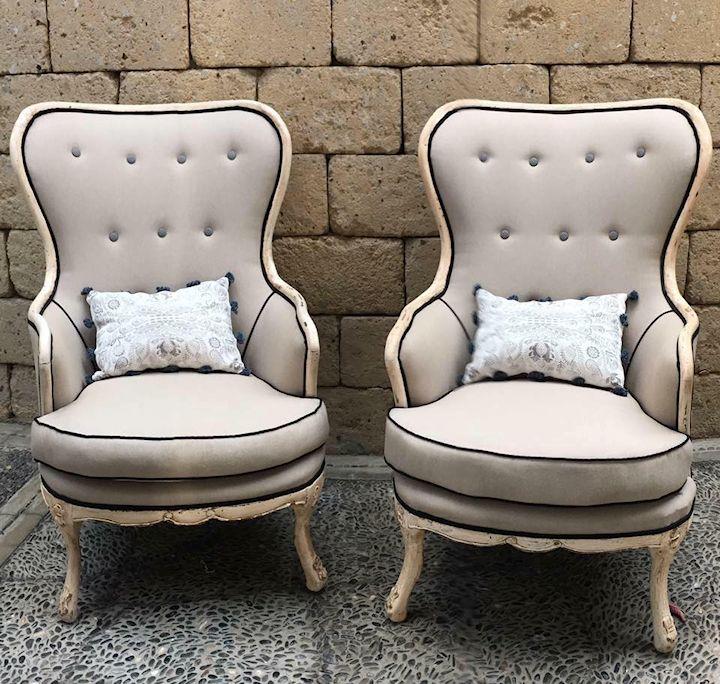 Lino y Encino - Muebles clásicos, antiguos y vintage restaurados 1