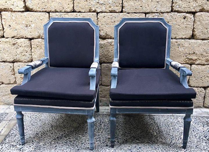 Lino y Encino - Muebles clásicos, antiguos y vintage restaurados 2
