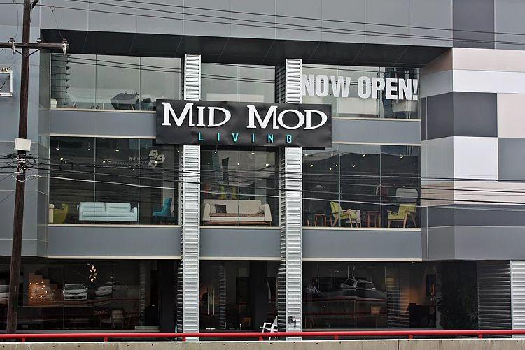 Tienda de Mid Mod Living en San Pedro Garza García, Nuevo León