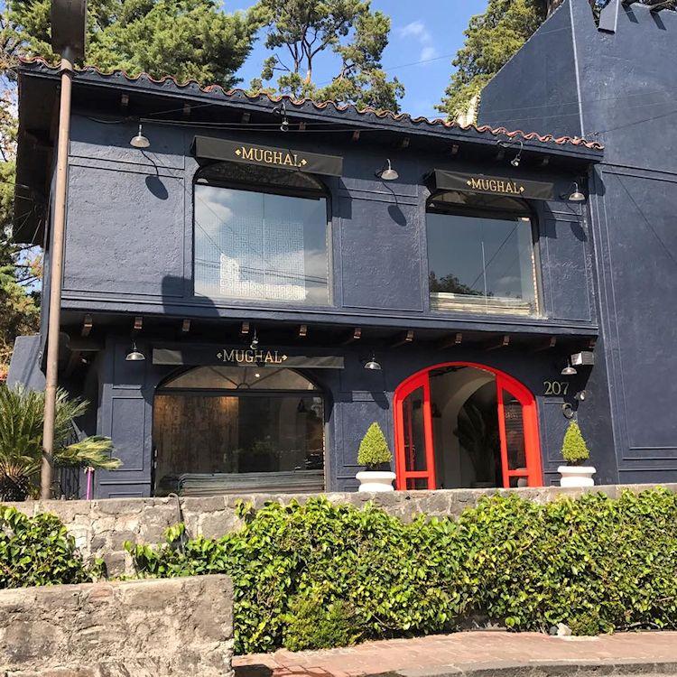 Tienda Mughal en San Ángel Inn - Tapetes en CDMX