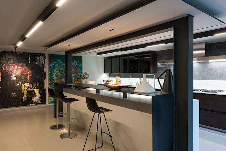Mobiliario contemporáneo para cocinas y comedores