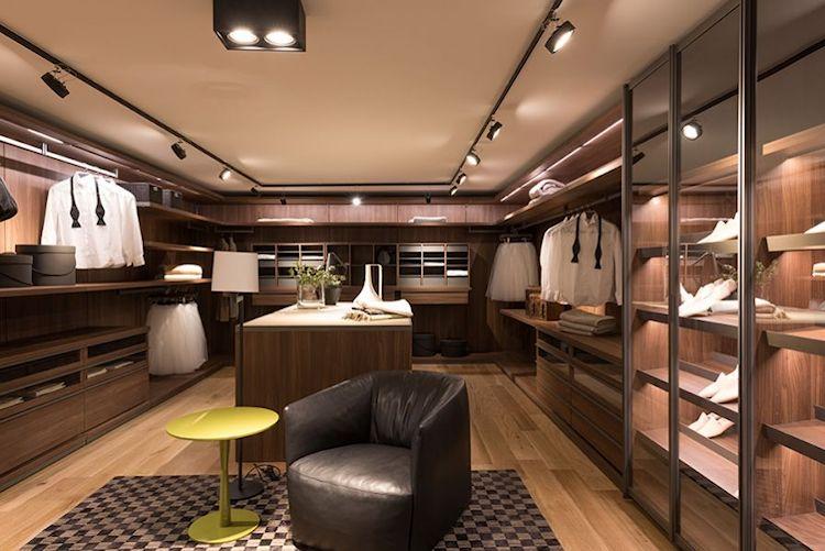Mobiliario para clósets y vestidores