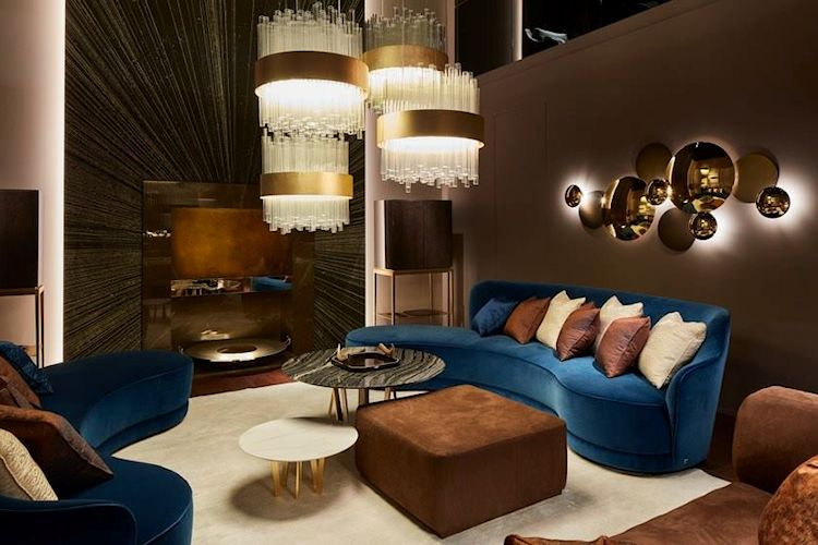 Mobiliario contemporáneo para salas y comedores