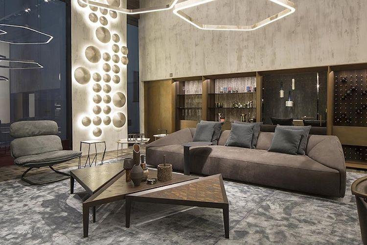 Muebles de diseño italiano y europeo