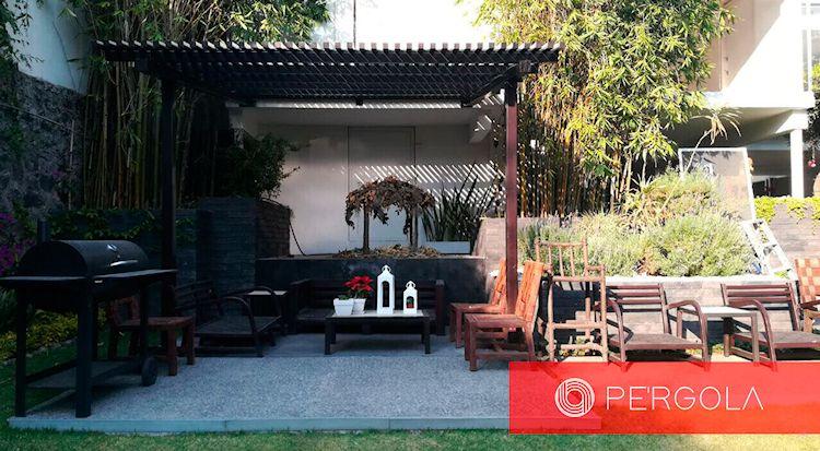 Ramsol - Muebles de exterior y diseño de pérgolas en la Ciudad de Mëxico 13