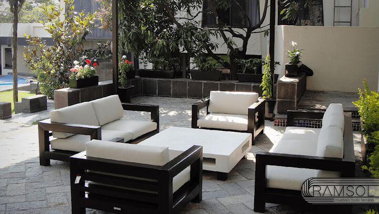 Ramsol - Muebles de exterior y diseño de pérgolas en la Ciudad de Mëxico 2