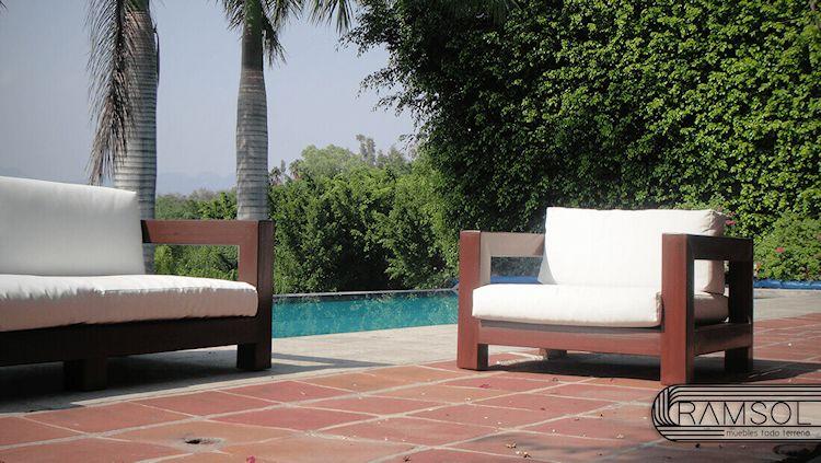 Ramsol - Muebles de exterior y diseño de pérgolas en la Ciudad de Mëxico 3