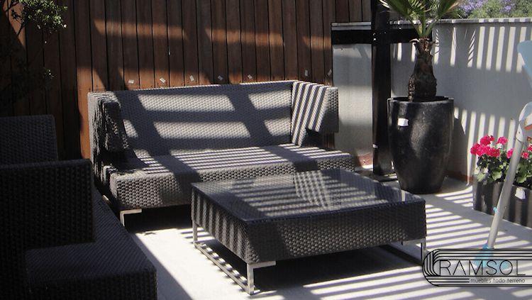 Ramsol - Muebles de exterior y diseño de pérgolas en la Ciudad de Mëxico 4