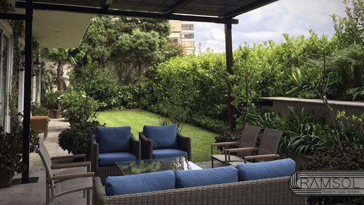 Ramsol - Muebles de exterior y diseño de pérgolas en la Ciudad de Mëxico 5