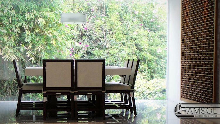 Ramsol - Muebles de exterior y diseño de pérgolas en la Ciudad de Mëxico 7