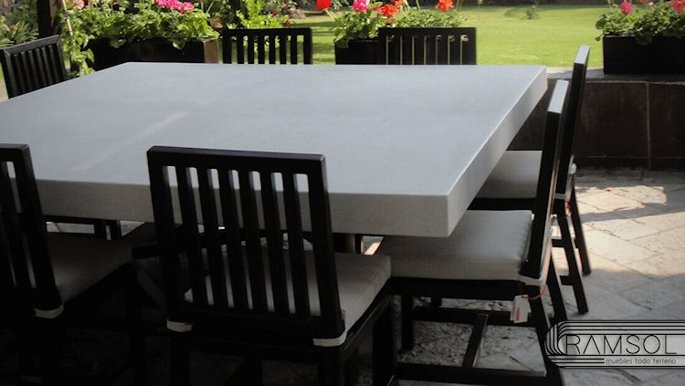 Ramsol - Muebles de exterior y diseño de pérgolas en la Ciudad de Mëxico 9