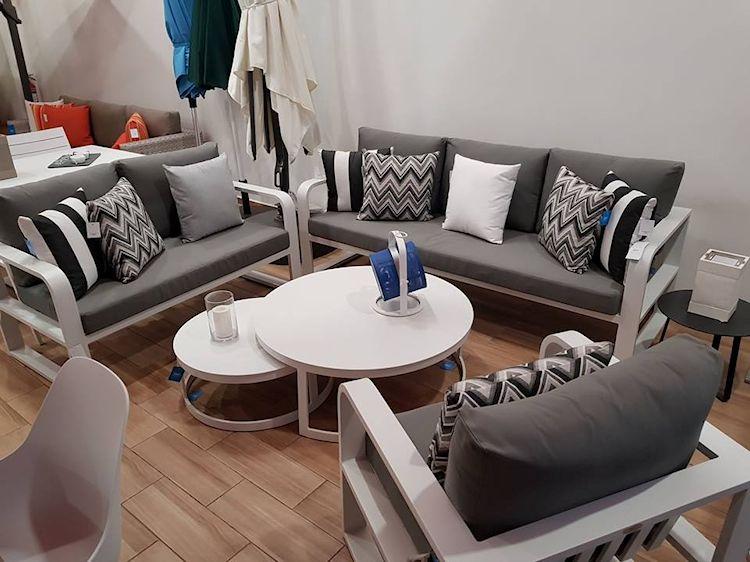 Sindo Outdoor - Muebles de exterior de diseño contemporáneo 1