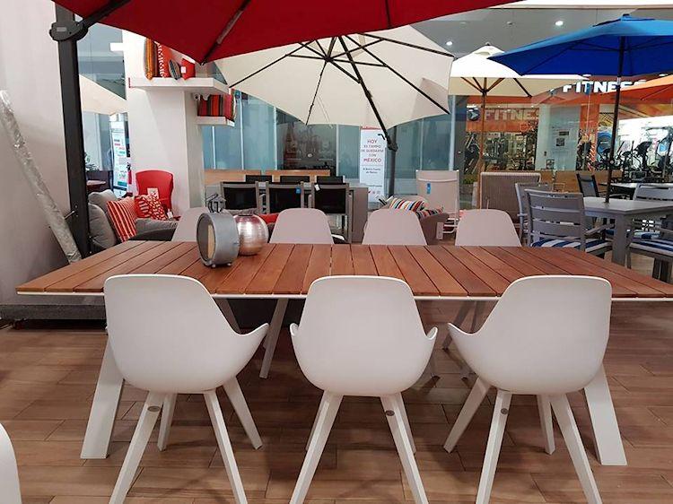 Sindo Outdoor - Muebles de exterior de diseño contemporáneo 4
