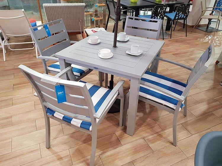 Sindo Outdoor - Muebles de exterior de diseño contemporáneo 5