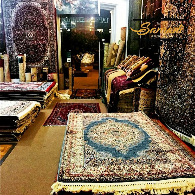 Tapetes Samadi - Tapetes persas, kilims, tapetes modernos, clásicos y vintage 1