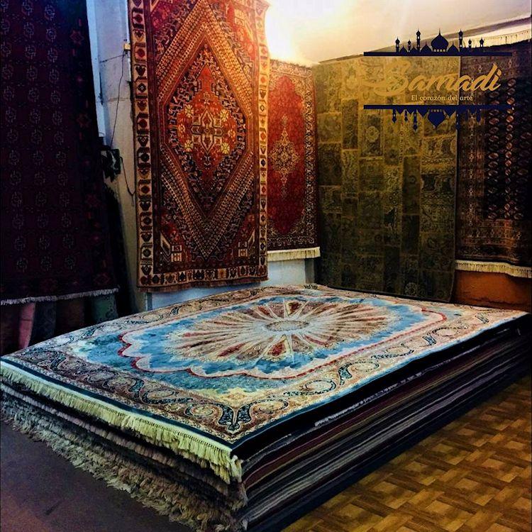 Tapetes Samadi - Tapetes persas, kilims, tapetes modernos, clásicos y vintage 3