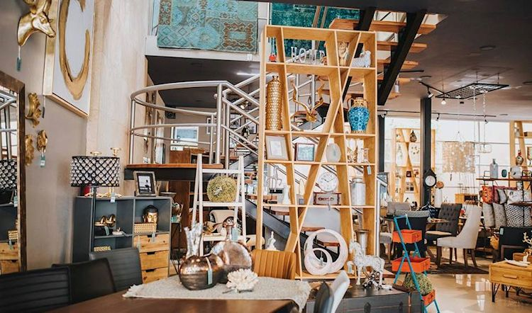 Decoración y mueblerías en León, Guanajuato