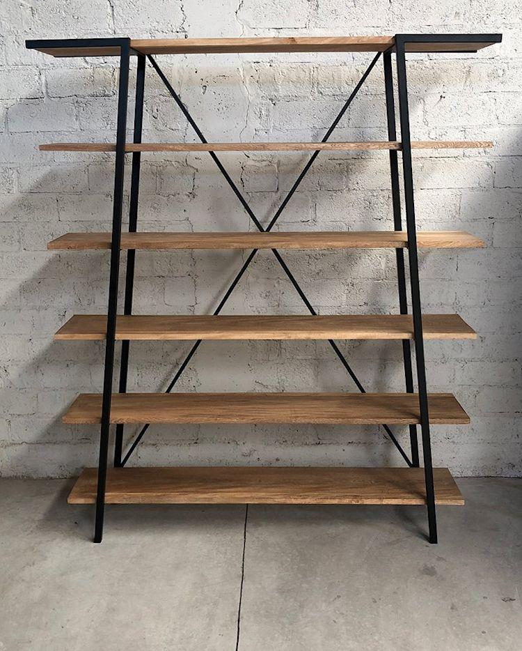 Vazpen: muebles contemporáneo de estilo industrial fabricados artesanalmente 3