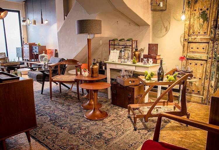 Vintich: muebles vintage en Condesa y Polanco, CDMX 1