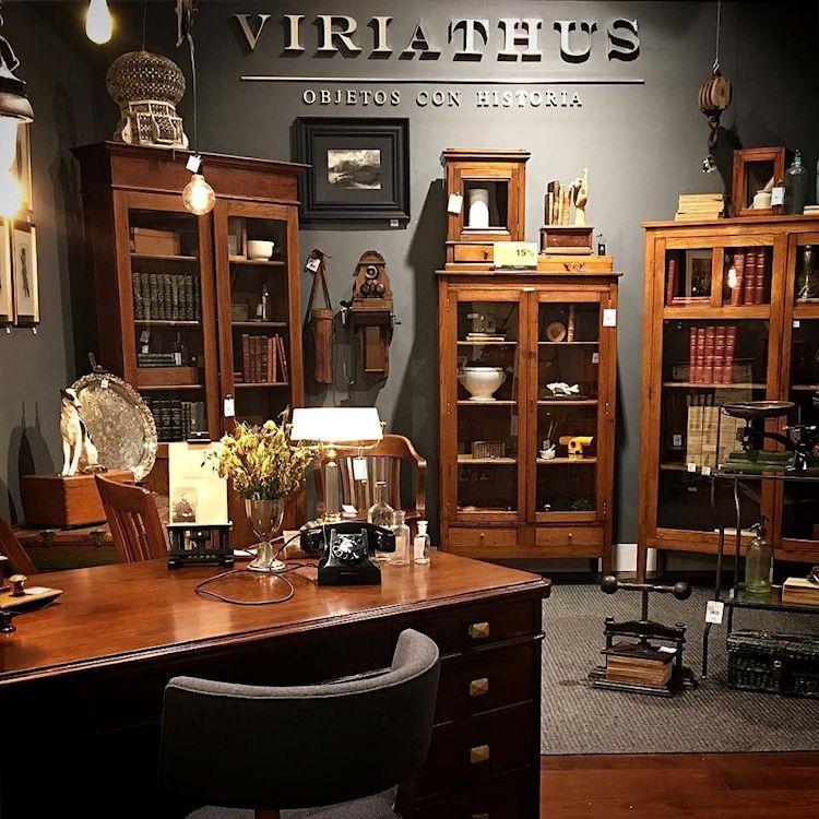 Viriathus - Tienda de antigüedades y muebles de época 1
