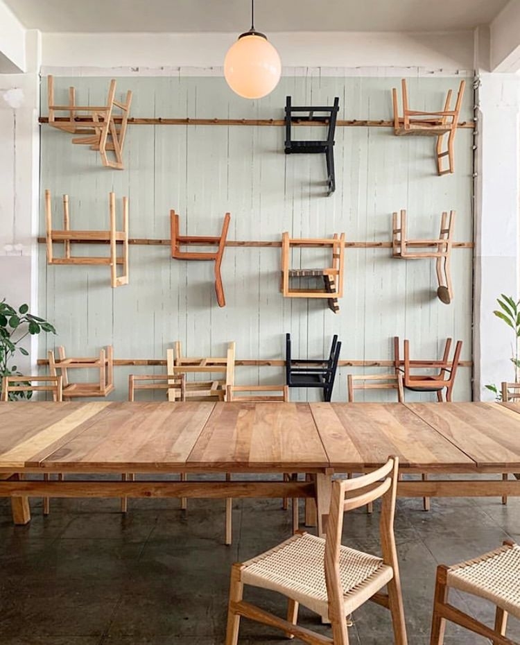La Metropolitana: sillas y muebles de diseño contemporáneo CDMX 1