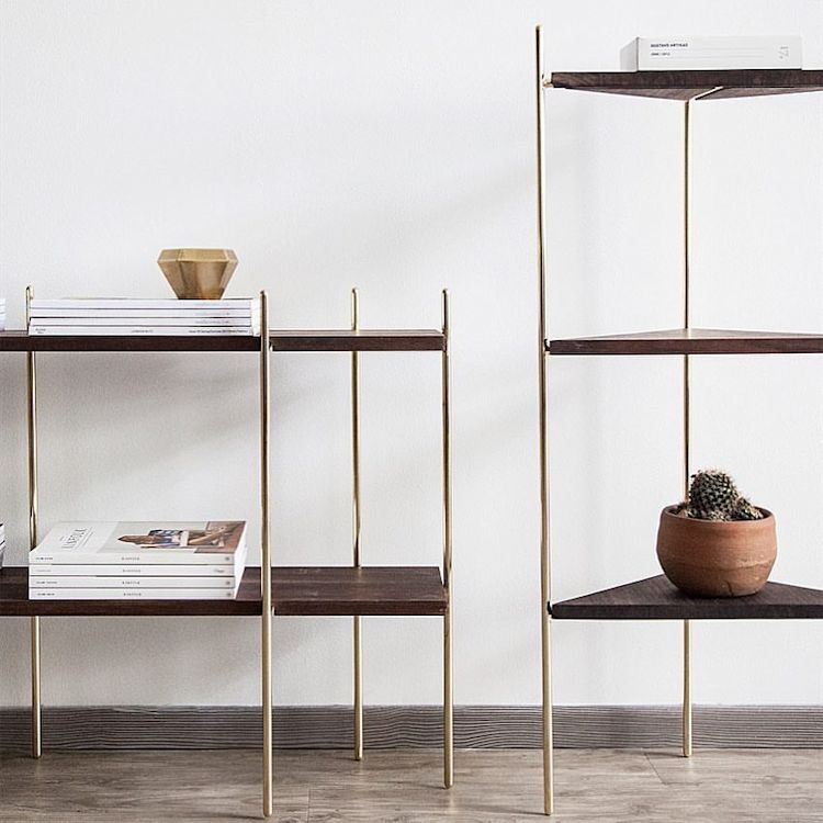 Estanterías y muebles de almacenaje