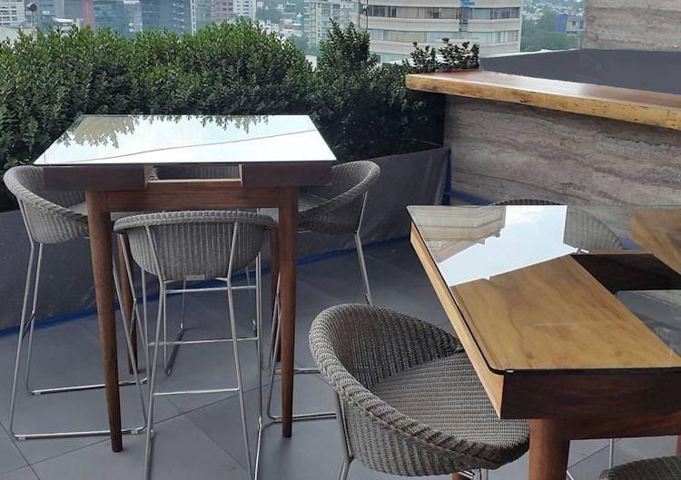 Parotas: muebles de interior y exterior fabricados en madera de Parota en CDMX 2