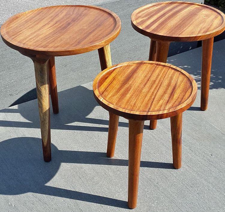 Parotas: muebles de interior y exterior fabricados en madera de Parota en CDMX 3
