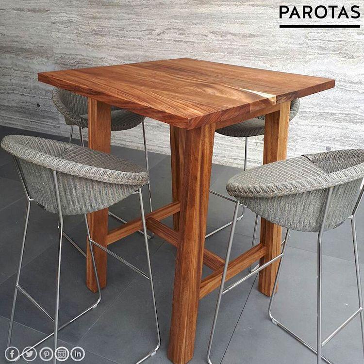 Parotas: muebles de interior y exterior fabricados en madera de Parota en CDMX 4
