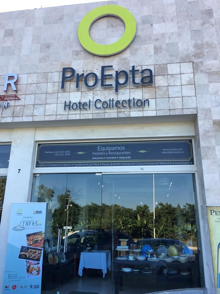 ProEpta México: tiendas de muebles, vajilla y equipamiento para hoteles y restaurantes 2